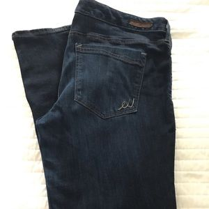 Express skinny Stella low rise women's  jeans • 18